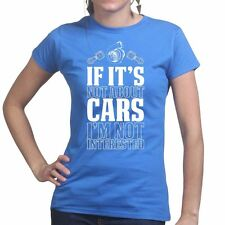 All About Cars Race Racing Rally Drifting wrc dtm Motor Sport Ladies T shirt