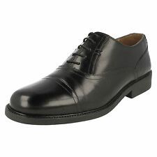 Mens Clarks Formal Lace Up Shoes Astute Top