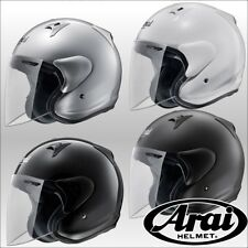 ARAI Motorcycle Open-face Helmet SZ-G in 4 Colors NEW from Japan