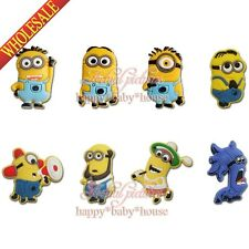 8PCS Novelty cute cartoon PVC Fridge Magnets,Cartoon Magnetic Stick Kids Gifts