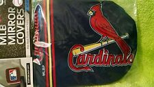 1pair St Louis Cardinals Auto Side Vew Mirror Covers MLB Officially Licensed s/L
