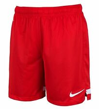 NIKE Youth DRI-FIT Soccer DF Knit 2 WB Pants Shorts Red Blue Junior GYM Team