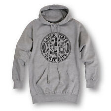 Lager State University Drinking Humor - Mens Pullover Hoodie