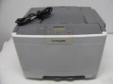 Lexmark C540N Workgroup Laser Printer - 3,425 Page Count!