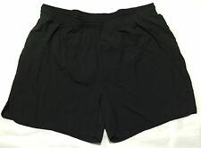 "*NEW TNF The North Face Black Stretch Light Weight 5.5"" Running Shorts XL"