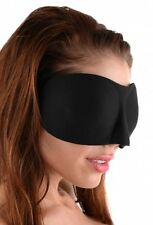Frisky Deluxe Black Out Blindfold Sleep Rest Aid Travel