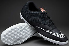 NIKE MERCURIAL X PRO TF TURF SOCCER SHOES Black/Hot Lava/Anthracite/White