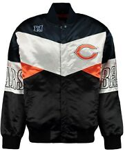 Authentic Chicago Bears Official NFL nylon satin  jacket