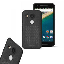 Genuine Official Bumper Flannel Soft Cover Case For Google LG Nexus 5X Huawei 6P