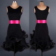 New Rumba Latin Salsa Samba Cha cha Ballroom Dance Dress Competition Dancewear