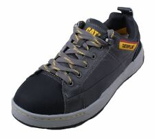 Caterpillar P90191 Brode Steel Toe Mens Oxford Work Shoes Wide Width