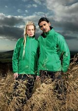 2786 Lightweight Fold Away Coat Jacket In Various Colours