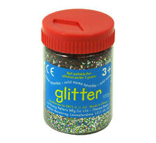 Multi-Coloured Glitter Shaker 100g 250g 400g Arts and Crafts Nail Art