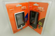 vitalHOTT MP4  8GB Digital Tch' screen Music,Video,FM,Camera SD slot Player