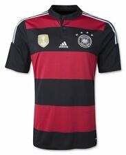 ADIDAS GERMANY 4 STAR AWAY JERSEY FIFA WORLD CUP 2014 CHAMPION.