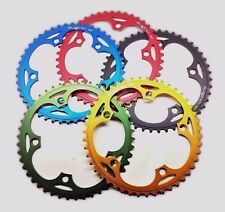 Sugino Messenger Chainring 46T 130mm BCD Alloy Road Fixie | Pick your Color! NOS