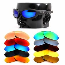 Polarized IKON Iridium Replacement Lenses For Oakley Monster Dog Sunglasses