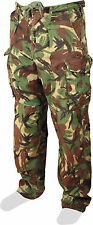 BRITISH ARMY SOLDIER 95 ISSUE TROUSERS GENUINE DPM CAMOUFLAGE GRADE 1 SURPLUS