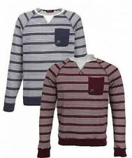 BNWT Mens Duck And Cover Maxwell Long-Sleeved T-Shirts, S M L XL XXL