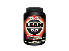 Musashi Lean WPI Whey Protein Isolate Powder - 900g