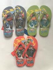 URBAN BEACH BOYS FLIP FLOPS MONSTER VANS kids childrens beach sandals junior