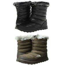 The North Face Womens Thermoball Micro Baffle Cold Weather Winter Booties Boots