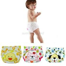 New Nappy Baby One Size Pocket Cloth Diaper Washable Reusable NewBorn Inserts