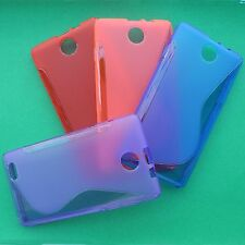 "for 4"" ZTE Kis II Max (kis2 Max)--Soft Colorful skin TPU Case Cover"