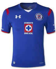 Under Armour Cruz Azul Home Jersey  2015 Authentic LAST JERSEYS!!!!