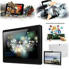 "NEW 6 Colors 7"" A33 Google Android 4.4 Quad Core Dual Camera 1G 4GB Tablet PC"