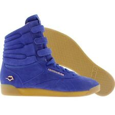 $100 Reebok Womens Freestyle High Dubble Bubble MTTM - Married To The Mob (ultra