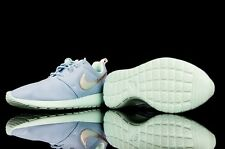 Nike Roshe Run Light Blue Youths Trainers - 599729-405