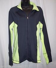 OLD NAVY Womens Jacket Size L Active GoDry Full Zip Black New