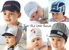 Baby Boys Toddlers Legionnaires Holiday Beach Summer Cap Hat Size 0-24 2-4 years