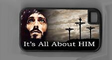 L@@K! Jesus - Its All About HIM cell phone case Christian iPhone iPod Samsung