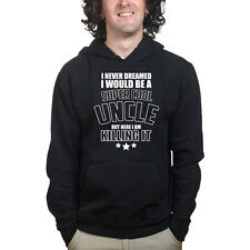 Super Cool Uncle Fathers Day Gift Present For Dad Sweatshirt Hoodie Shirt Hoody