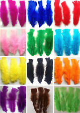 Wholesale! 50/100/200pcs natural goose 14-18cm / 5-7inches multicolor