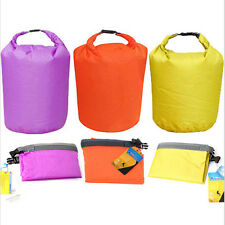 1x Waterproof Bag Storage Dry Bag for Canoe Kayak Rafting Sports Outdoor Camping