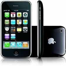 Original Unlocked Apple iPhone 3GS iOS - 8GB - Smartphone- White/Black