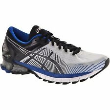 ASICS GEL KINSEI 6 SILVER BLACK BLUE MENS RUNNING SHOES **FREE POST WORLDWIDE