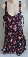 Womens AEROPOSTALE Ditsy Floral Knit Dress size M NWT #8116