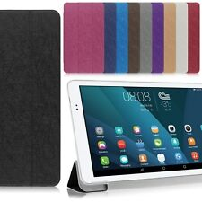 Folding Slim PU Leather Case Stand Cover Fr Huawei Mediapad T1 7.0 8.0 10 Tablet