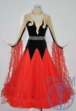BALLROOM .STANDARD. SMOOTH DANCE COMPETITION DRESS SIZE S M L B3114