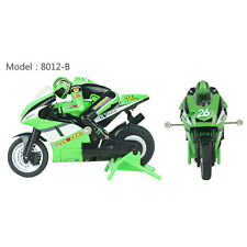 2.4GMhz 1:20 3CH High Speed Remote Control Electric Mini RC Motorcycle Moto Bike