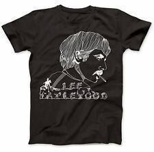 Tribute To Lee Hazlewood T-Shirt 100% Premium Cotton Nancy Sinatra
