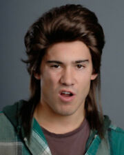 Joe's Mullet Trailer Trash Dirt Enigma Costume Wig Billy Ray - 3 colors