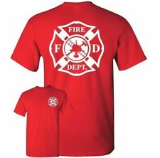 Shirt Fire T Department Firefighter Fire Rescue S New Firemen Tee Emt