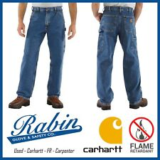 Pre-Owned - Great Condition! - Flame Resistant - Carhartt - FR Work Pants!