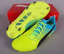 PUMA Men evoPower 1.3 FG Cleats Soccer Football Sports Spike Shoes GYM 10352401