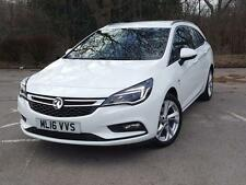 VAUXHALL ASTRA 1.6 CDTI SRI NAV SPORTS TOURER ESTATE -